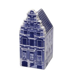 Heinen Delftware Chocolaterie Groot - Delft blue