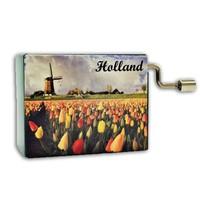 Typisch Hollands Music box - Holland