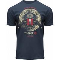 FOX Originals T-Shirt Amsterdam - hergestellt in Mokum