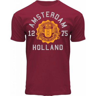 FOX Originals T-Shirt Amsterdam - Holland- 1275
