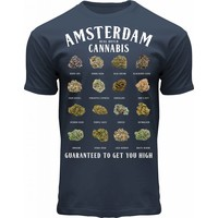 FOX Originals T-Shirt Amsterdam - Cannabis