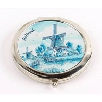 Typisch Hollands Mirror box Holland- Delft blue