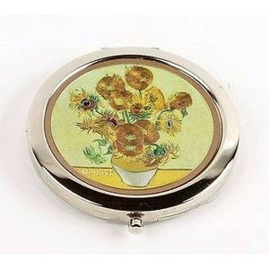 Typisch Hollands Mirror box Holland- Sunflowers - van Gogh