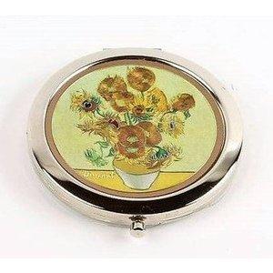 Typisch Hollands Spiegelkasten Holland- Sonnenblumen - van Gogh