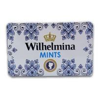 Typisch Hollands Wilhelmina Pepermunt ( schuif-blikje)