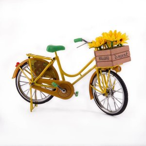Typisch Hollands Bicycle Sunflowers by Vincent van Gogh - Copy