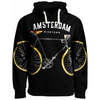 FOX Originals Hoodie - Amsterdam - Black Cycling