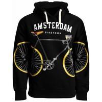 FOX Originals Hoodie - Amsterdam - Schwarz Radfahren