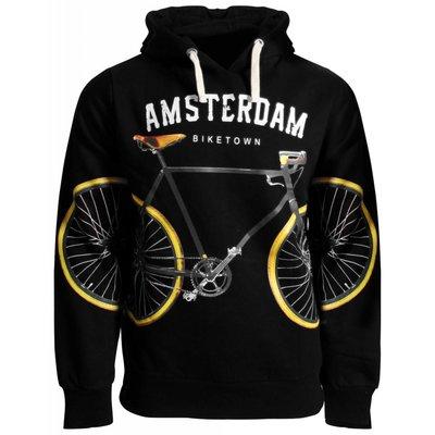 FOX Originals Hoodie - Amsterdam - Zwart Fietsen