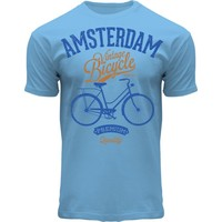 FOX Originals T-Shirt Amsterdam - Fiets - premium