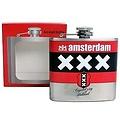 Typisch Hollands Zakfles - Aluminium - Amsterdam