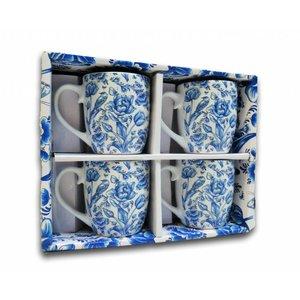 Typisch Hollands Geschenkdoos Blauwe senseogiftset
