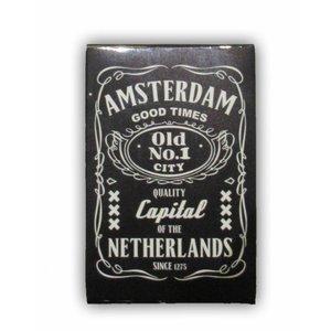 Typisch Hollands Speelkaarten Amsterdam