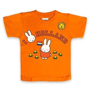 Nijntje (c) T-Shirt Miffy - Ich liebe Holland