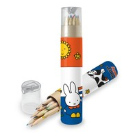 Nijntje (c) Colored pencils - Miffy - Storage case