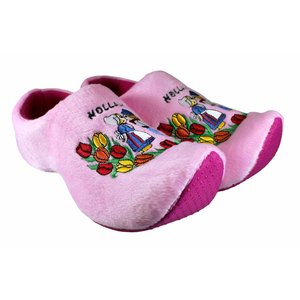 Typisch Hollands Climbing Slippers Pink - Kiss Pair