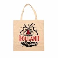 Typisch Hollands Tas Baumwolle Holland - Mill