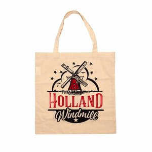Typisch Hollands Tas cotton Holland - Mill