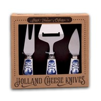Typisch Hollands Käsemesser - in Geschenkverpackung