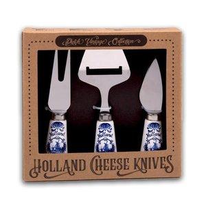 Typisch Hollands Cheese blades - in gift box