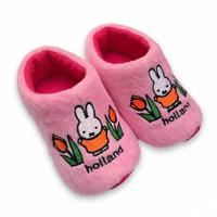 Nijntje (c) Nijntje babyslofjes Roze 7-12 maanden