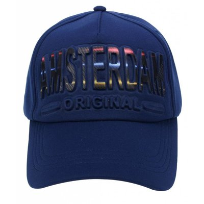Robin Ruth Fashion Trendy Amsterdam sportcap - Embossed