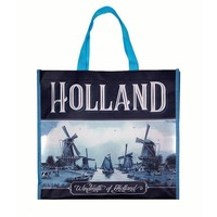 Typisch Hollands Luxus Delft Blue Shopper Holland