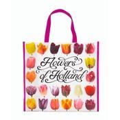 Typisch Hollands Luxury Shopper Flowers of Holland