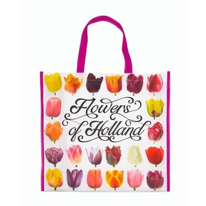 Typisch Hollands Luxe Shopper Flowers of Holland