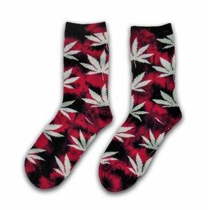 Robin Ruth Camouflage Print - Cannabis-Socken