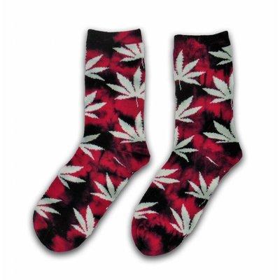 Robin Ruth Camouflage print - cannabissokken