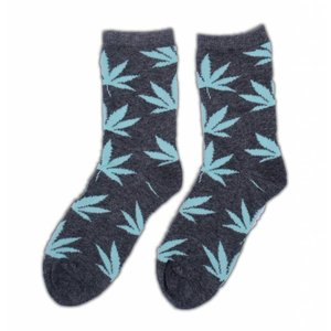 Robin Ruth Damensocken - Sporty - Cannabis Größe 36-42