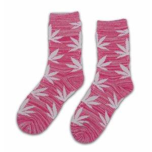 Robin Ruth Women's Socks - Cannabis - Sporty size 36-42