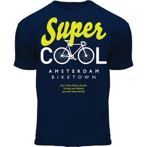 Holland fashion T-Shirt Holland - Supercool - Amsterdam -