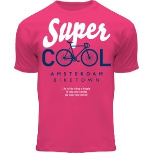 Holland fashion T-Shirt Holland - Supercool - Amsterdam