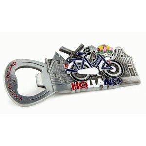 Typisch Hollands Opener Magnet Bike Holland
