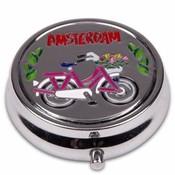 Typisch Hollands Pillendoosje Amsterdam - Fiets