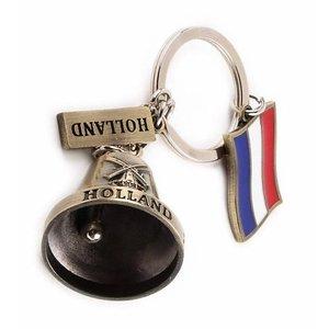 Typisch Hollands Schlüsselanhänger - Holland - Bell
