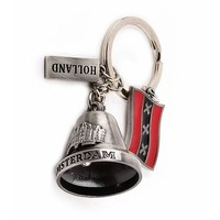 Typisch Hollands Keyring - Holland - Amsterdam - Bell