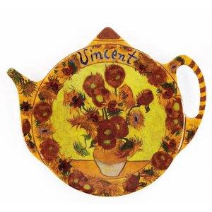 Typisch Hollands Teabag - Saucer - van Gogh