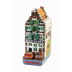 Typisch Hollands Middenhuis Bookstore 12 cm