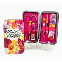 Typisch Hollands Manicure set Flowers of Holland
