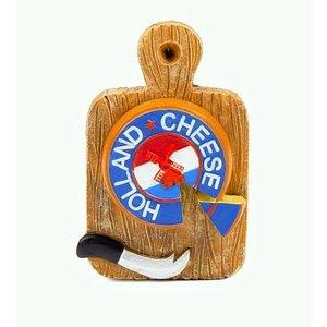 Typisch Hollands Magnet Polystone Cheese platter
