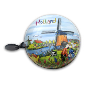 Typisch Hollands Fietsbel Holland - Kuspaar