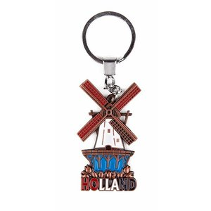 Typisch Hollands Keychain windmill - Holland