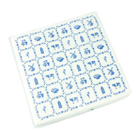 Typisch Hollands Napkins Holland tiles