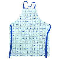 Typisch Hollands Cooking Apron - Typically Dutch - Tile design