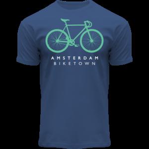 FOX Originals T-Shirt - Fahrradstadt Amsterdam