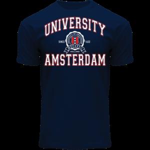 FOX Originals T-Shirt University - Blauw
