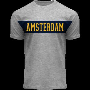 Holland fashion T-Shirt Amsterdam chest shirt